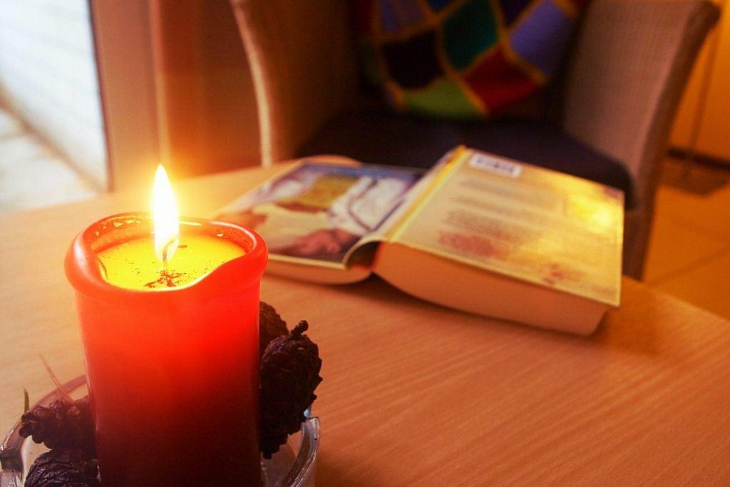 tipos de rituales con velas