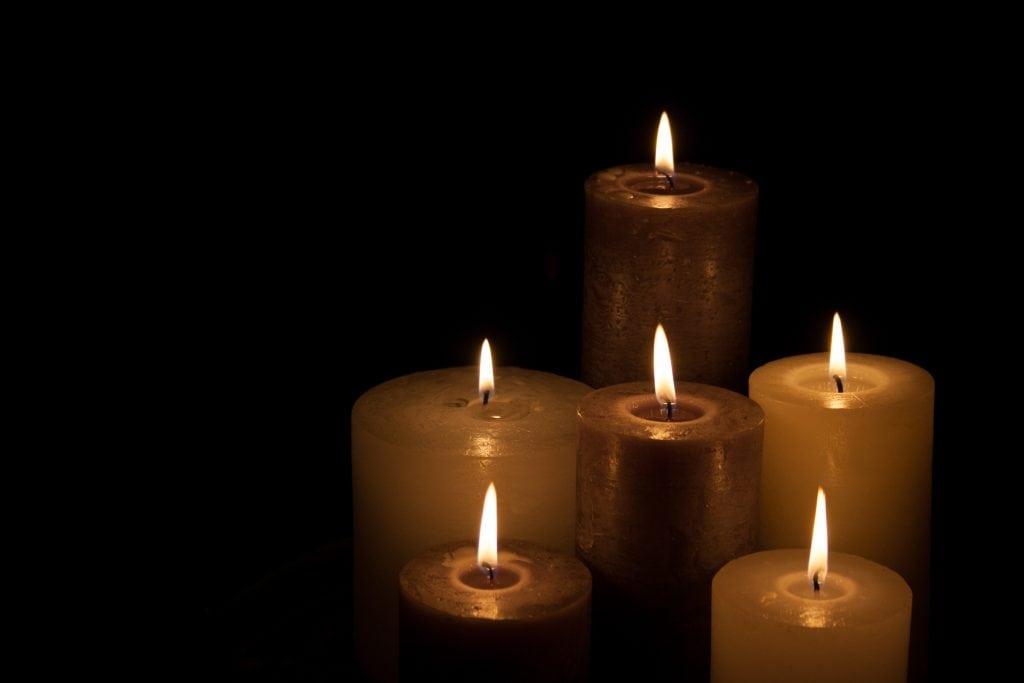 significado del lenguaje de las velas