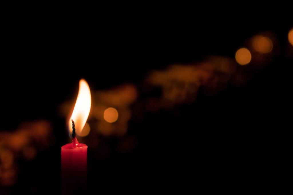 llama de las velas