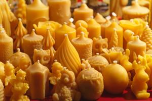 rituales con velas de miel