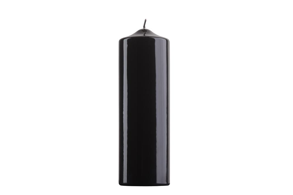 como usar las velas negras