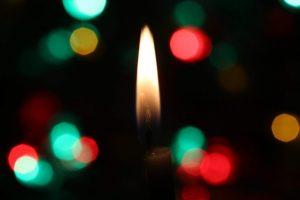 Significado de la llamas de las velas