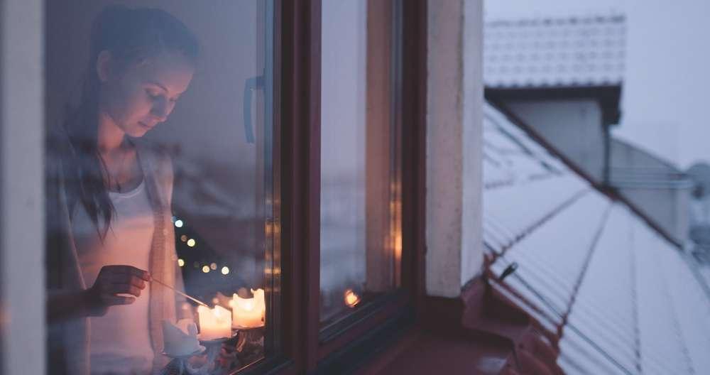 Rituales con velas para el hogar
