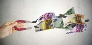 rituales con velas para el dinero