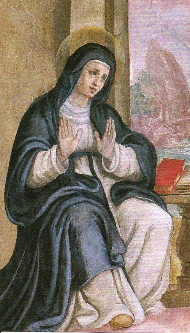 oración a santa monica