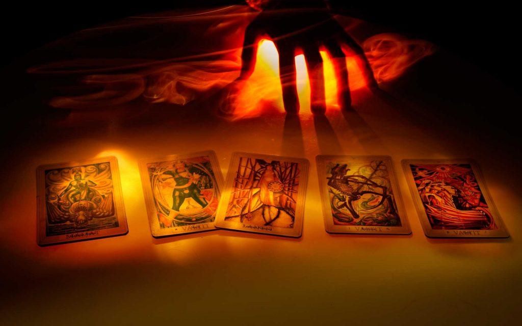 números de cartas del tarot, tarot y numerología,