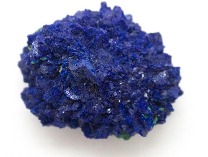 Piedra azurita