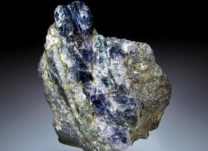 Piedra de cordierita