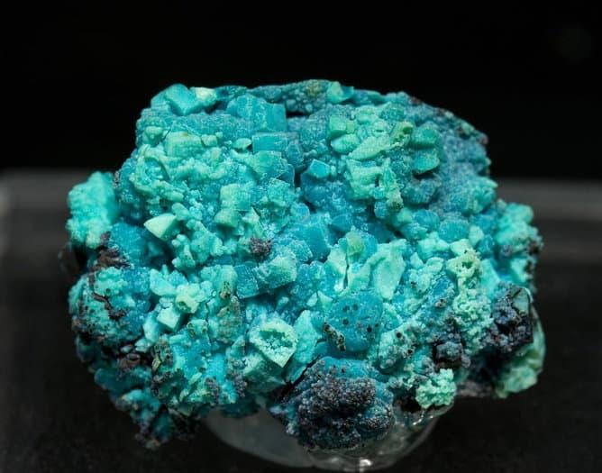 Crisocola azul