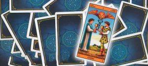 significado carta dos de copas en el tarot