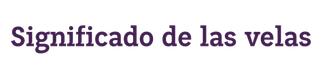 Significadodelasvelas.info
